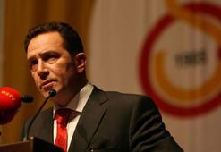 Galatasarayda başkanlığa aday