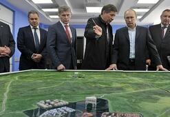 Rusya 50 Milyar Dolarlık Uzay Projesini Devreye Sokuyor