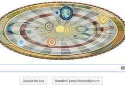 Nicolaus Copernicus Google ana sayfasında YENİ HABER