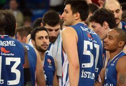 Anadolu Efesin konuğu CSKA Moskova