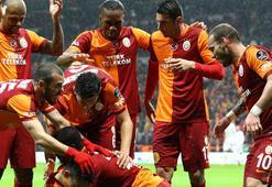 Galatasaray 6:1 Akhisar Belediyespor