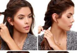 Yaz için pratik saç modelleri