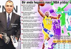 Hepimiz Kobe Bryant'ız