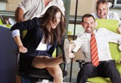 Ofis hayatında kusurlu hareketler