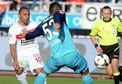 MP Antalyaspor-Ç.Rizespor: 1-2
