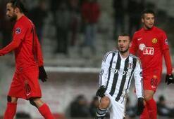 Beşiktaş 1:0 Eskişehirspor