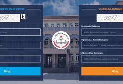 E-Okul giriş sayfası (E-Okul Veli Bilgilendirme Sistemi)
