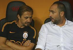 Galatasarayda Ayhan Akmanın burnu kırıldı