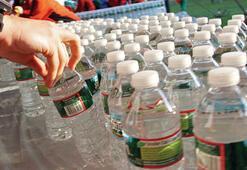 Küçük su şişeleri yasaklandı