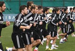 Beşiktaş yo-yo testinden geçti