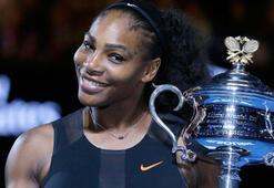 Serena Williams kortlara dönüyor