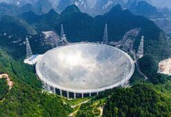 Çinin dev radyo teleskobu iki yıldız daha keşfetti