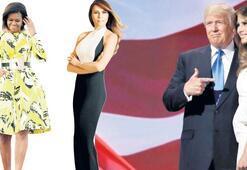 Başkan eşlerinin moda yarışı