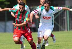 Karşıyaka-Torku Konyaspor: 1-1