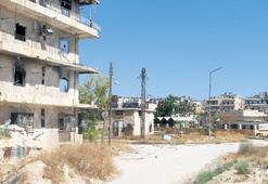 Halep'te insani  koridor açmazı