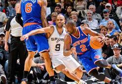 Knicks, Spurs'ü 100-83 mağlup etti