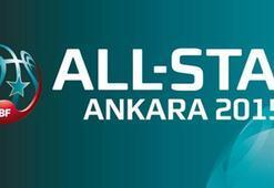 İşte All-Star Ankara 2015in kadroları