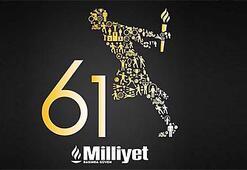 61. Milliyet Yılın Sporcusu Ödülleri, sahiplerini buluyor