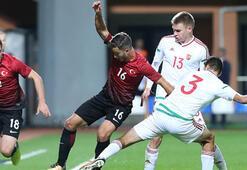 Türkiye - Macaristan: 0-0