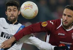 Inter Cluja şans tanımadı