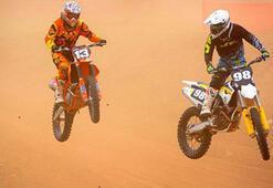 Demokrasi Şehitleri Kupası Motosiklet Kumsal Yarışları