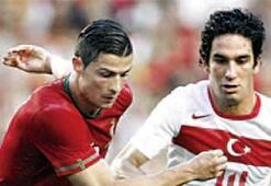 Ronaldo'nun locasında bir Aslan