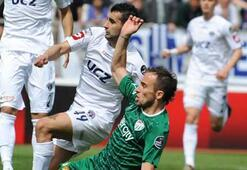 Kasımpaşa-Bursaspor: 2-0