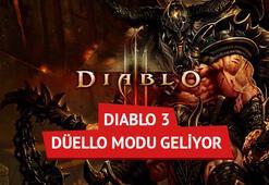 Diablo 3 Düello Modu Geliyor
