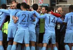 Trabzonspor-Medical Park Antalyaspor: 2-0