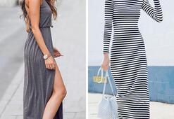 Uzun elbise nasıl giyilir