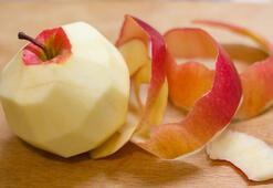 Elmanın kabuğu kanserden koruyor