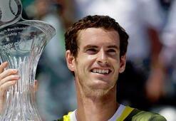 Şampiyon Murray