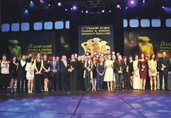 Ödüller genç oyunculara