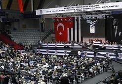 Beşiktaş Mali Genel Kurulunda gergin anlar