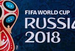 Dünya Kupası kontenjanlarının 23ü doldu