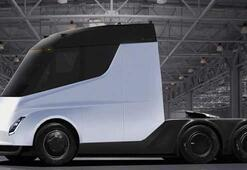 Teslanın elektrikli tır modeli yakında yollarda