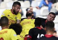 Gençlerbirliği-Evkur Yeni Malatyaspor: 0-1