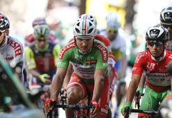 Cumhurbaşkanlığı Türkiye Bisiklet Turunun 2. etabını Sam Bennet kazandı