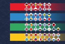 UEFA Avrupa Uluslar Liginde gruplar belli oldu