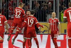 Bayern Münih - Leipzig: 2-0