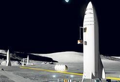 Ay'a geri dönüyoruz