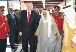 Kuveyt'le 3 anlaşma