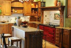 Evimizde Rustik Tarzı Nasıl Kullanabiliriz