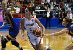 Mersin Büyükşehir Belediyespor - Good Angels: 76-70