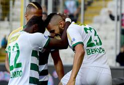 Bursaspor 4 - 0 Antalyaspor