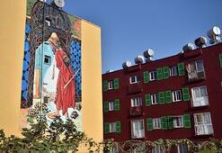 Dünyaca ünlü tablolar Mersin duvarlarında