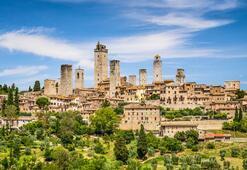San Gimignano'nun Orta Çağ Kuleleri