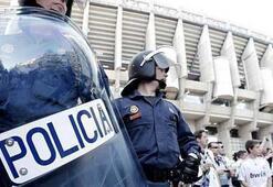 Madrid'de sıkıyönetim ilan edildi