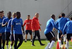 Trabzonsporda Burak ve Onazi geri döndü