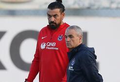 Trabzonsporda Servet Çetin, Çek futbolcu Stetinayı takip etti